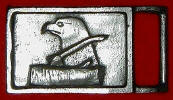 Witch Trail Committee-Wood Badge Eagle Patrol Buckle